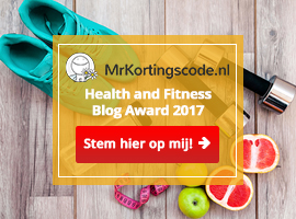 Health and Fitness Blog Award 2017