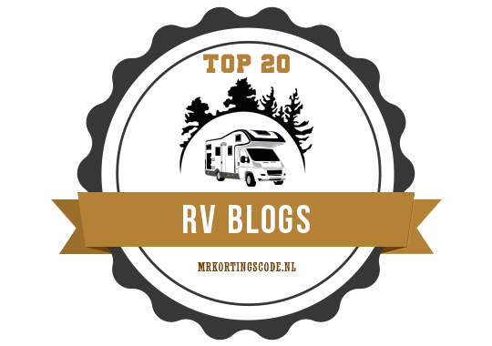 Banners for Top 20 RV blogs